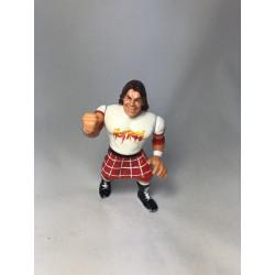 WWF - STAR DU CATCH - ROWDY...