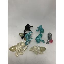 TERMITORS - Lot de 8 figurines
