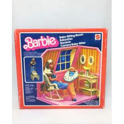 BARBIE - BABY-SITTING...