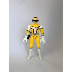 TURBORANGER - Force jaune...