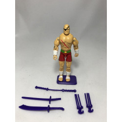 G.I JOE STREET FIGHTER - Sagat