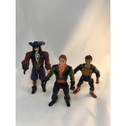 HOOK - Lot de 3 figurines