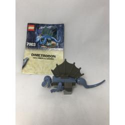 LEGO - DIMETRODON (Ref.7003)