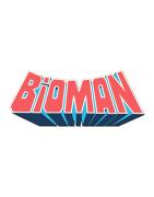 SUPER SENTAÏ BIOMAN LIVEMAN MASKMAN JETMAN